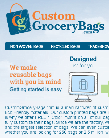 Customgrocerybags